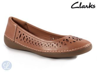 Balerinki Clarks Fashion Fizz