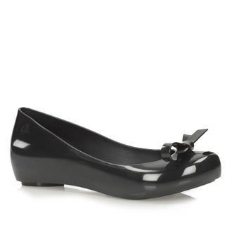 Balerinki Melissa 31841 Ultra Girl Bow Ad Black