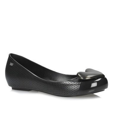 Balerinki Zaxy Pop Beauty Fem Black 285075