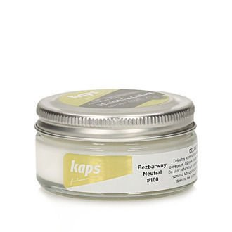 Krem do obuwia Kaps Delicate Cream 100 Neutral