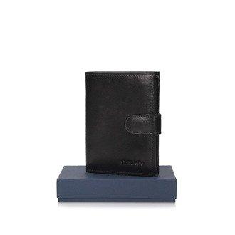 42c97395c04dee Portfel Canaletto 1505-A/65 RIFD czarny