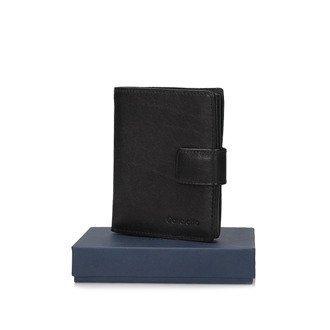 83b27bb734bea Portfel Canaletto 1702-A RFID czarny