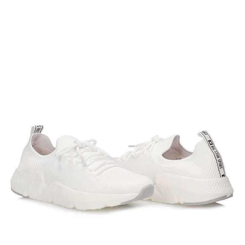 Buty sportowe Big Star DD274575 Białe
