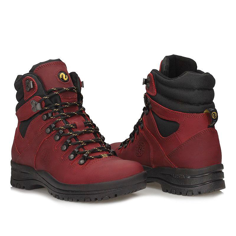 Buty trekkingowe Lesta 6235 Czerwień