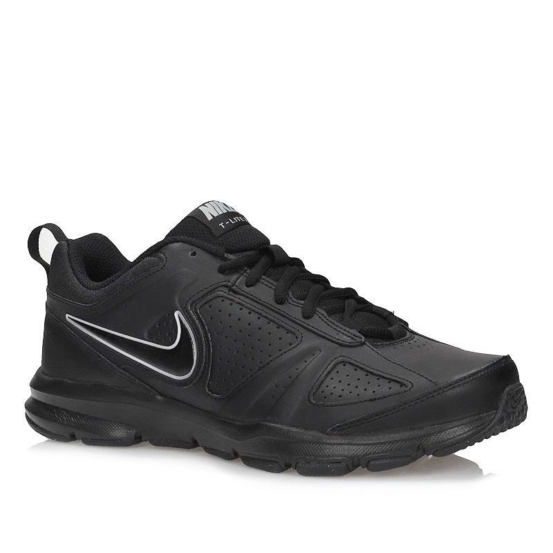 a09c2cc9 Obuwie sportowe Nike T-LITE XI 616544 007 czarne 18565   Sklep ...