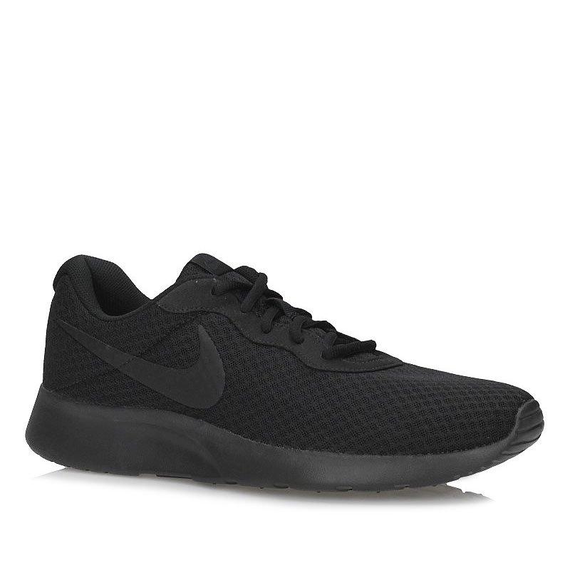 renomowana strona wykwintny styl San Francisco Obuwie sportowe Nike TANJUN 812654 001 czarne