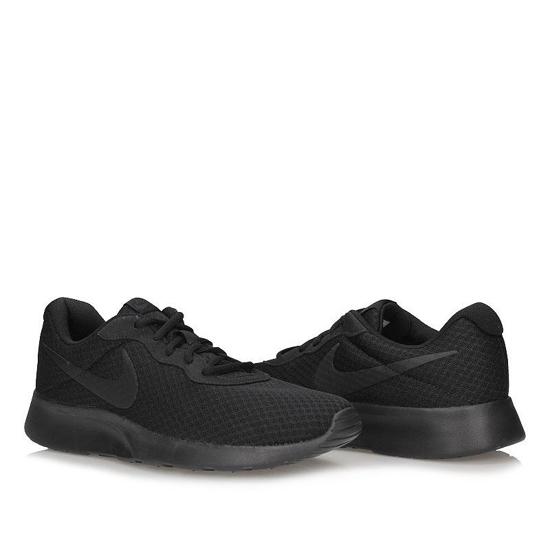 Obuwie sportowe Nike TANJUN 812654 001 czarne