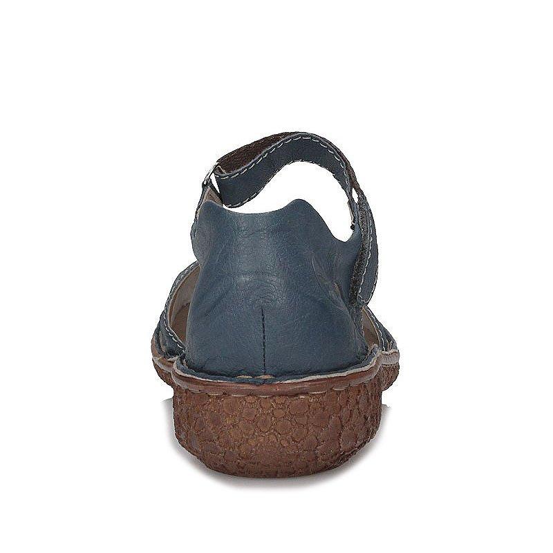 sandały Rieker M0969 niebieski | Buty damskie sandały