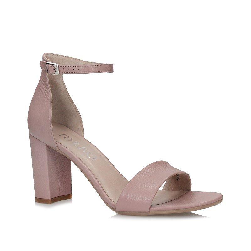 Sandały Ryłko 9HD86_T4 Różowy