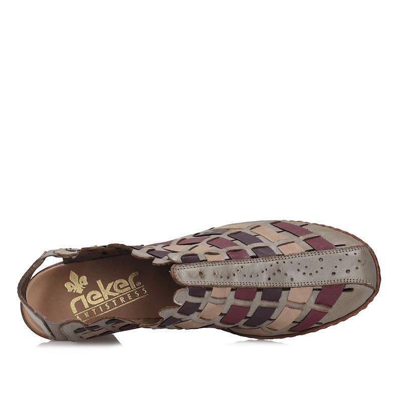 buty damskie rieker promocje 46778-62
