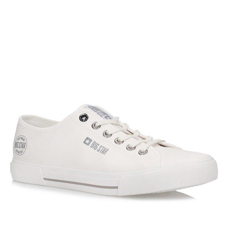 Trampki Big Star FF174054 białe